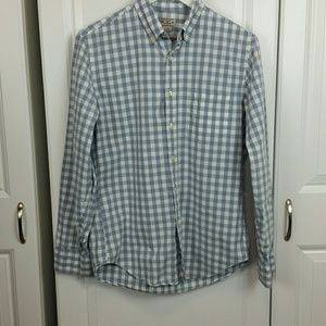 J Crew button down shirt, sz S